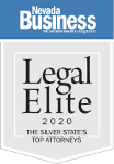 Nevada Business Legal Elite 2020