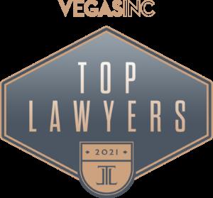 Top Lawyers 2021 Badge