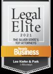 Nevada Business Legal Elite 2021